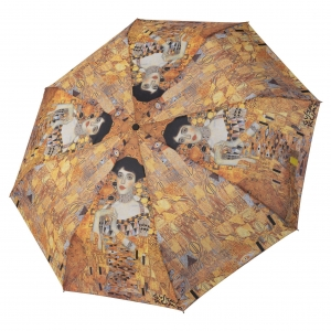 Parasol składany Doppler Art Collection Klimt Adele