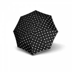 Knirps Stick Umbrella T.703 Auomatic Dot Art